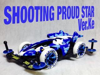 SHOOTING PROUD STAR  Ver.Ke